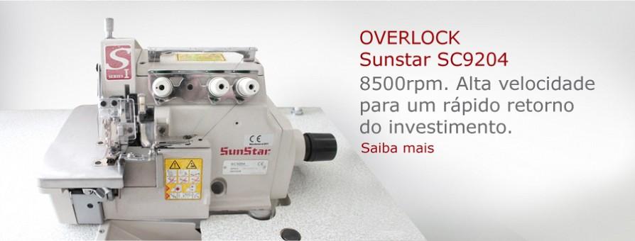 Overlock Sunstar